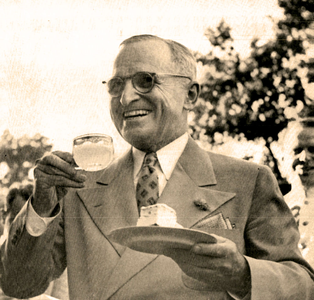 President Harry Truman Has A Word For The Fourth of July – July 4, 1947