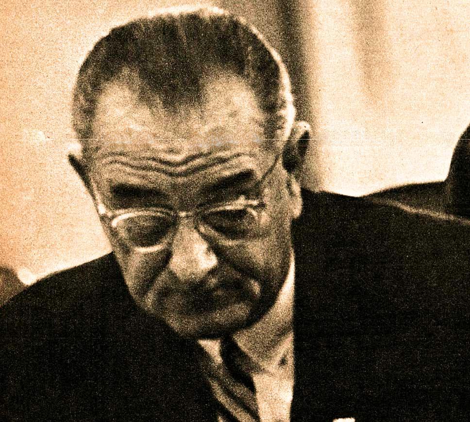 Lyndon Johnson Addresses The National Education Association – July 2, 1965