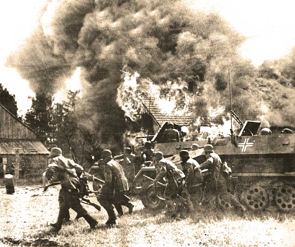 July 2, 1941 – War In Europe: Attacks, Counter-Attacks And Shakeups –