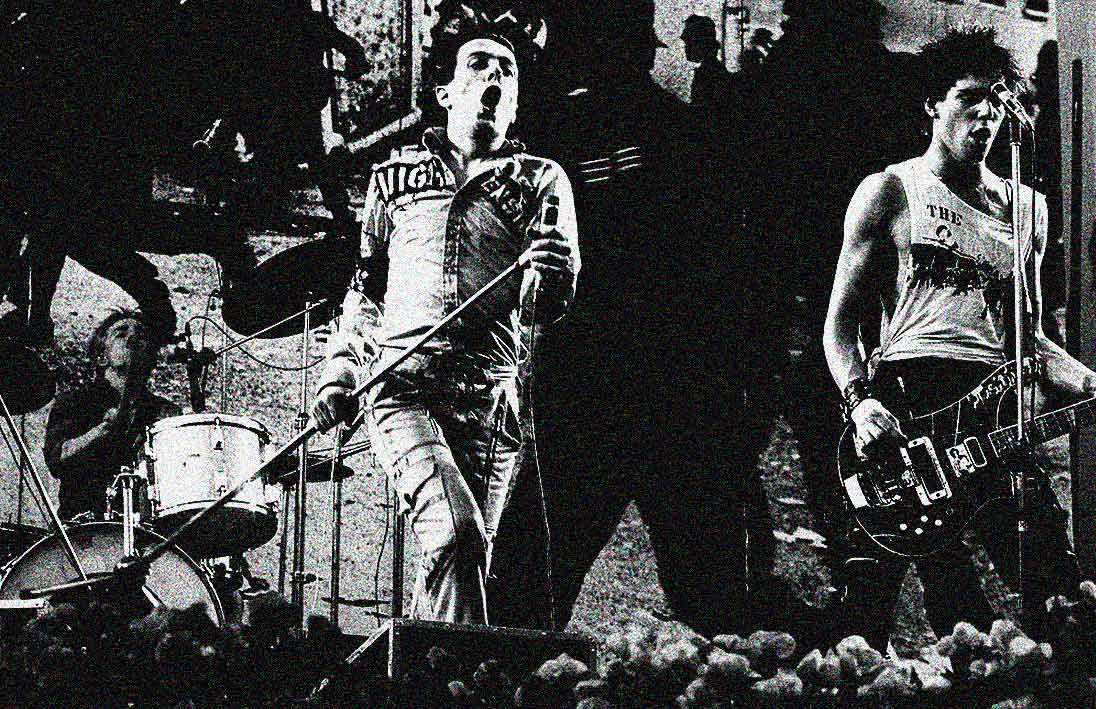 The Clash – Live From Leicester – 1977 – Nights At The Roundtable: Concert Edition