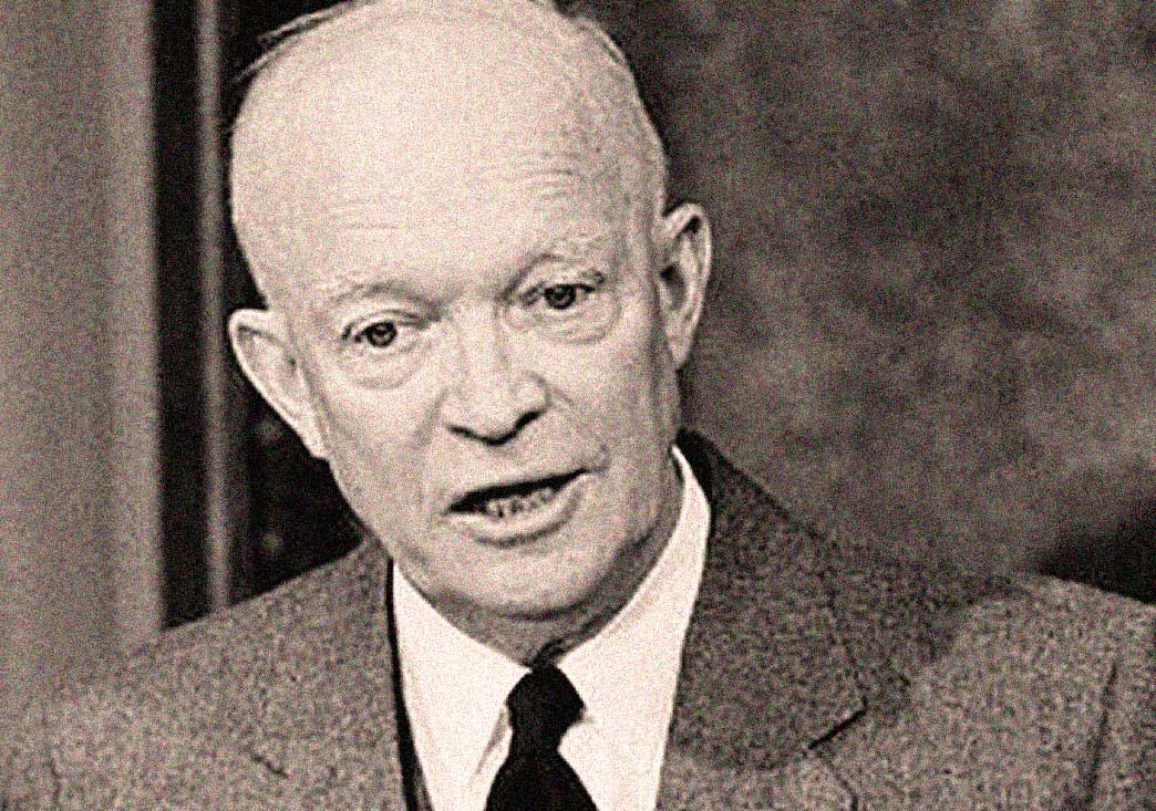 Pres. Eisenhower Has A Few Words For The American Bar Association – August 24, 1955 – Past Daily Reference Room