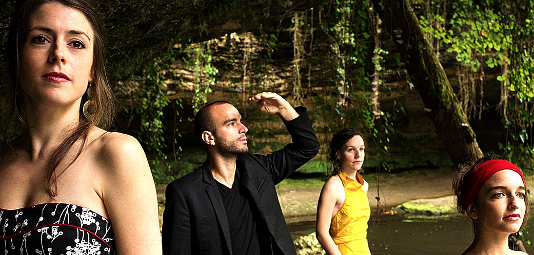 The Voce Quartet In Music Of Mozart, Turina And Brahms – Past Daily Mid-Week Concert