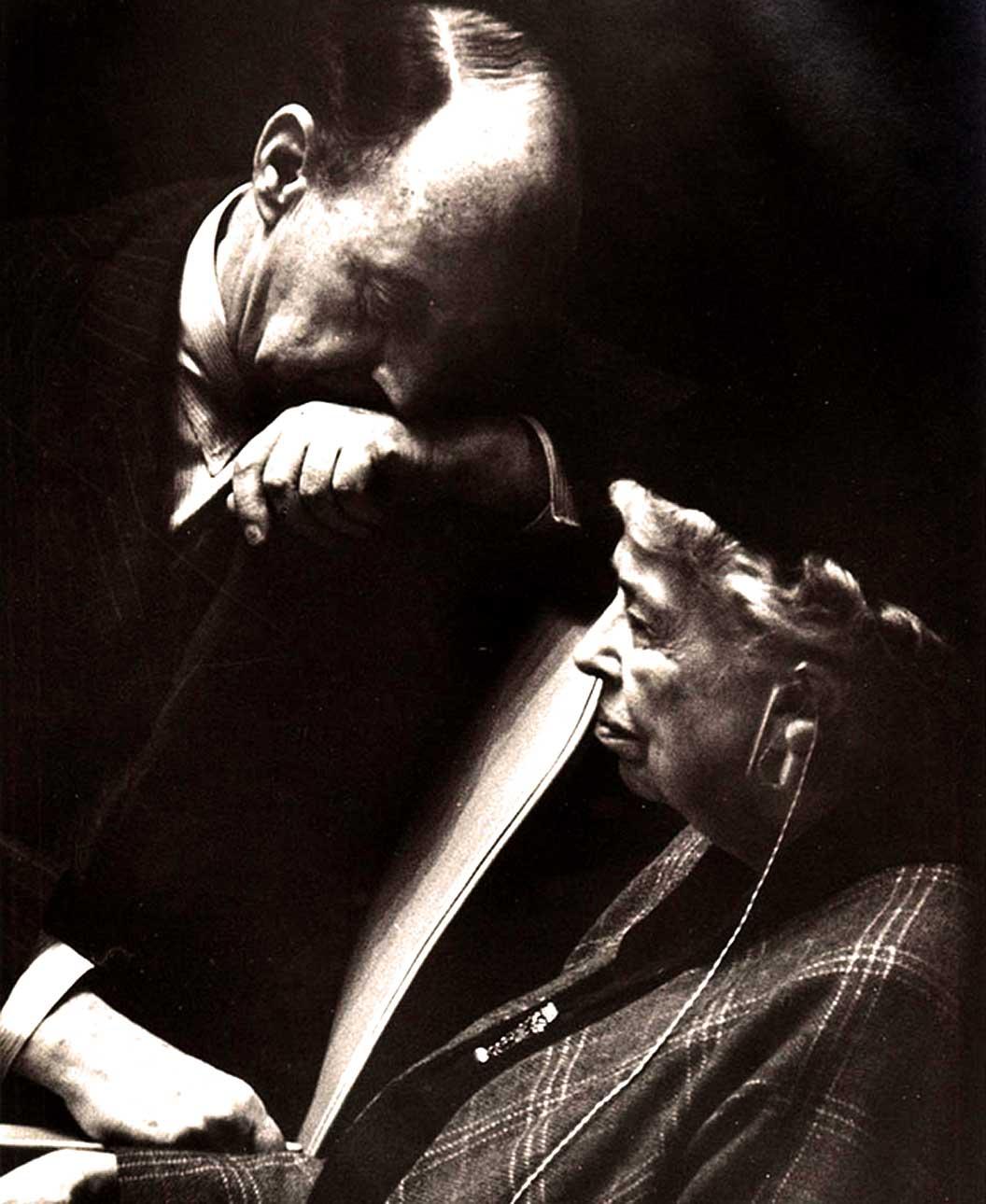 Adlai Stevenson's Tribute To Eleanor Roosevelt – 1964 Democratic Convention – August 27, 1964