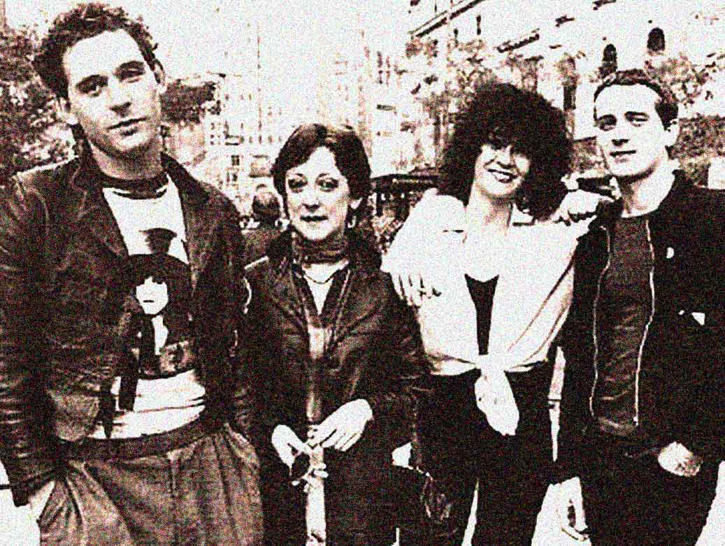 Au Pairs – In Session 1979 – Nights At The Roundtable: Session Edition