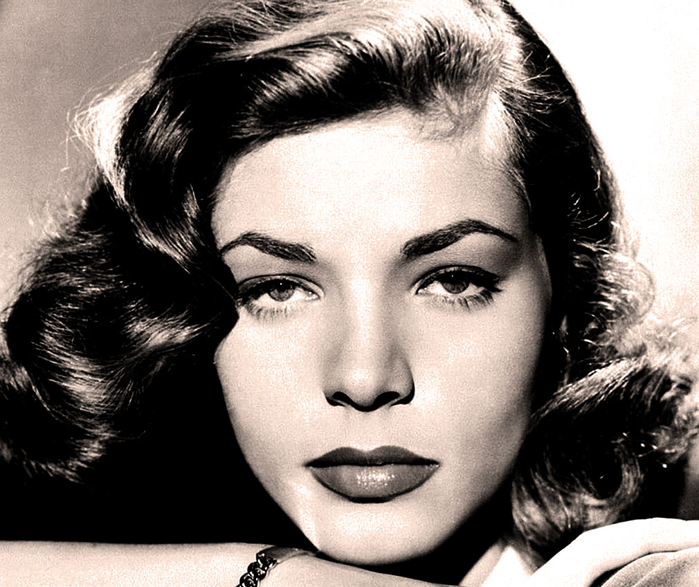 Lauren Bacall Has A Few Words – (1924-2014) – Past Daily Reference Room: Tribute Edition