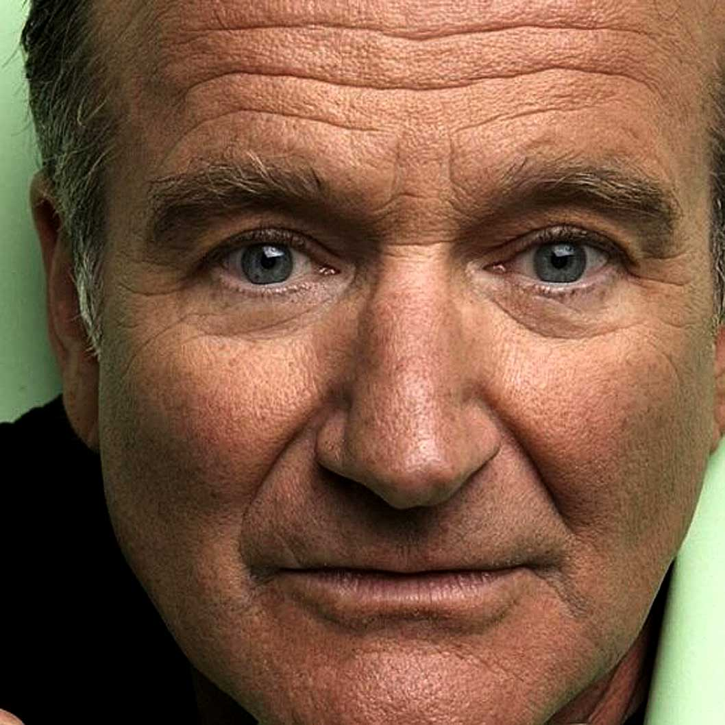 Robin Williams Has A Few Words – (RIP -1951-2014) – Past Daily Reference Room: Tribute Edition