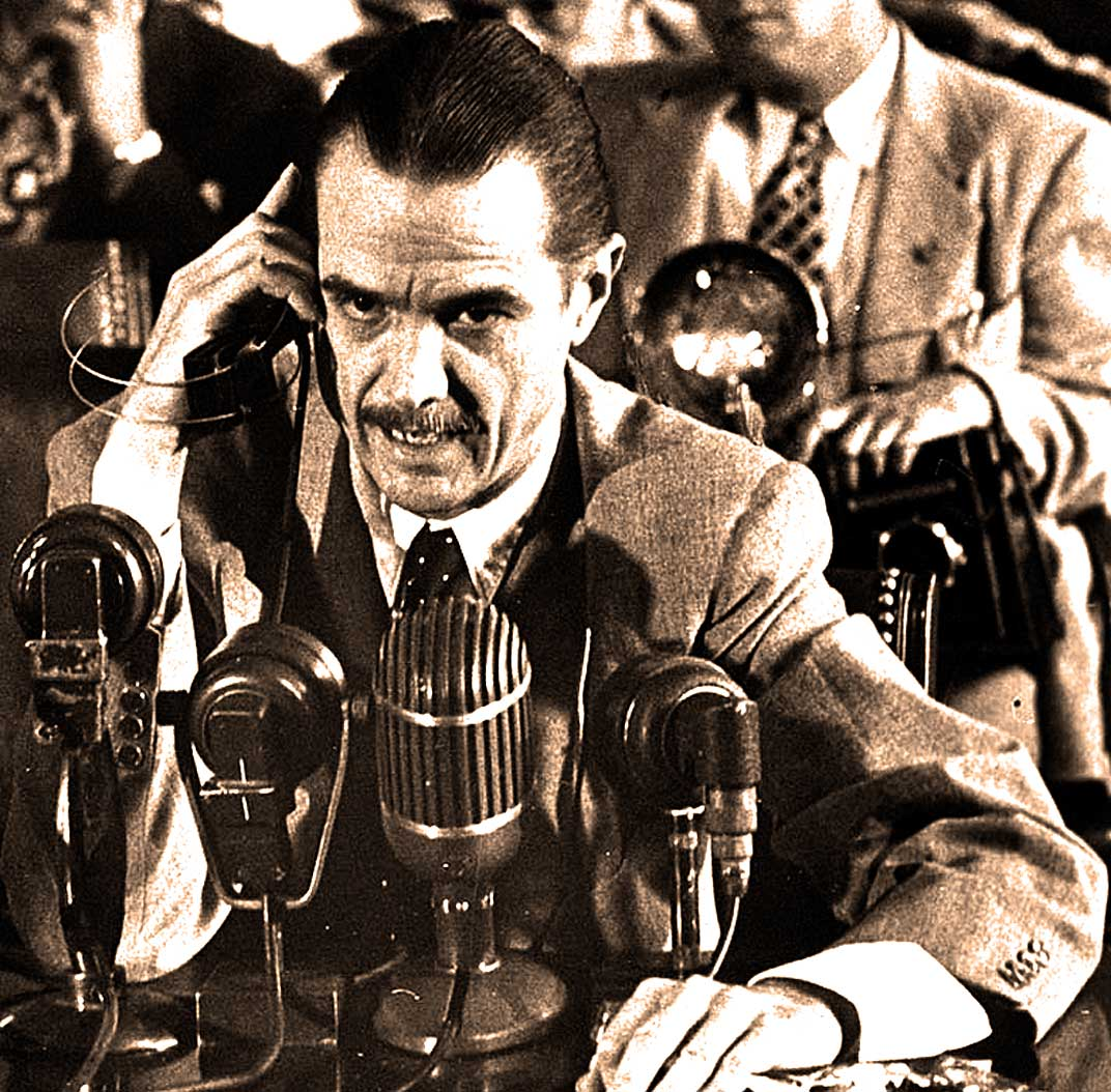August 11, 1947 – Howard Hughes Testimony Abruptly Ends – Bombshells Of The Verbal Kind –