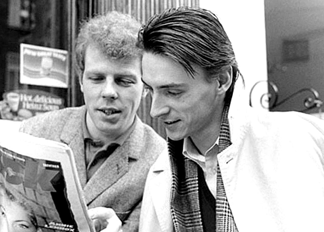 The Style Council – Live In Amsterdam – 1983 – Past Daily Backstage Weekend