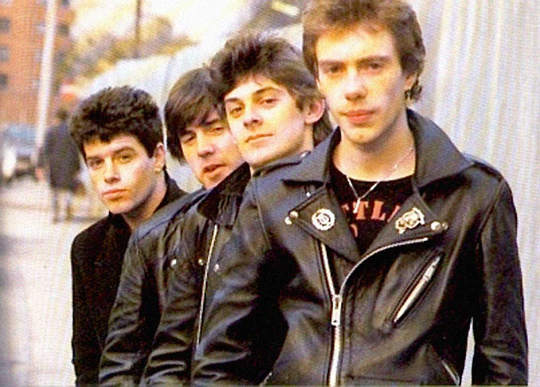 Stiff Little Fingers – Live In Belfast – 1980 – Nights At The Roundtable: Concert Edition