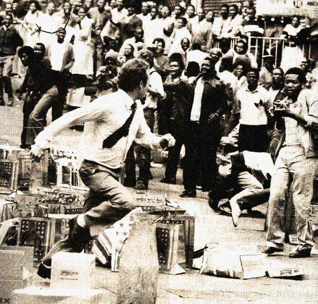 September 30, 1985 – Unaccounted For In Lebanon – Rioted Over In Jo'Burg – Grieved Over In Paris –