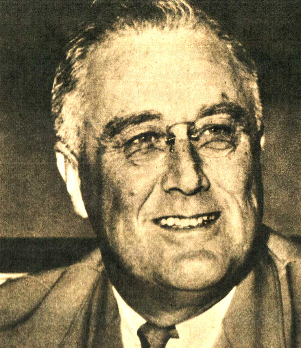 FDR – At The University Of Pennsylvania 1940 – Past Daily Reference Room