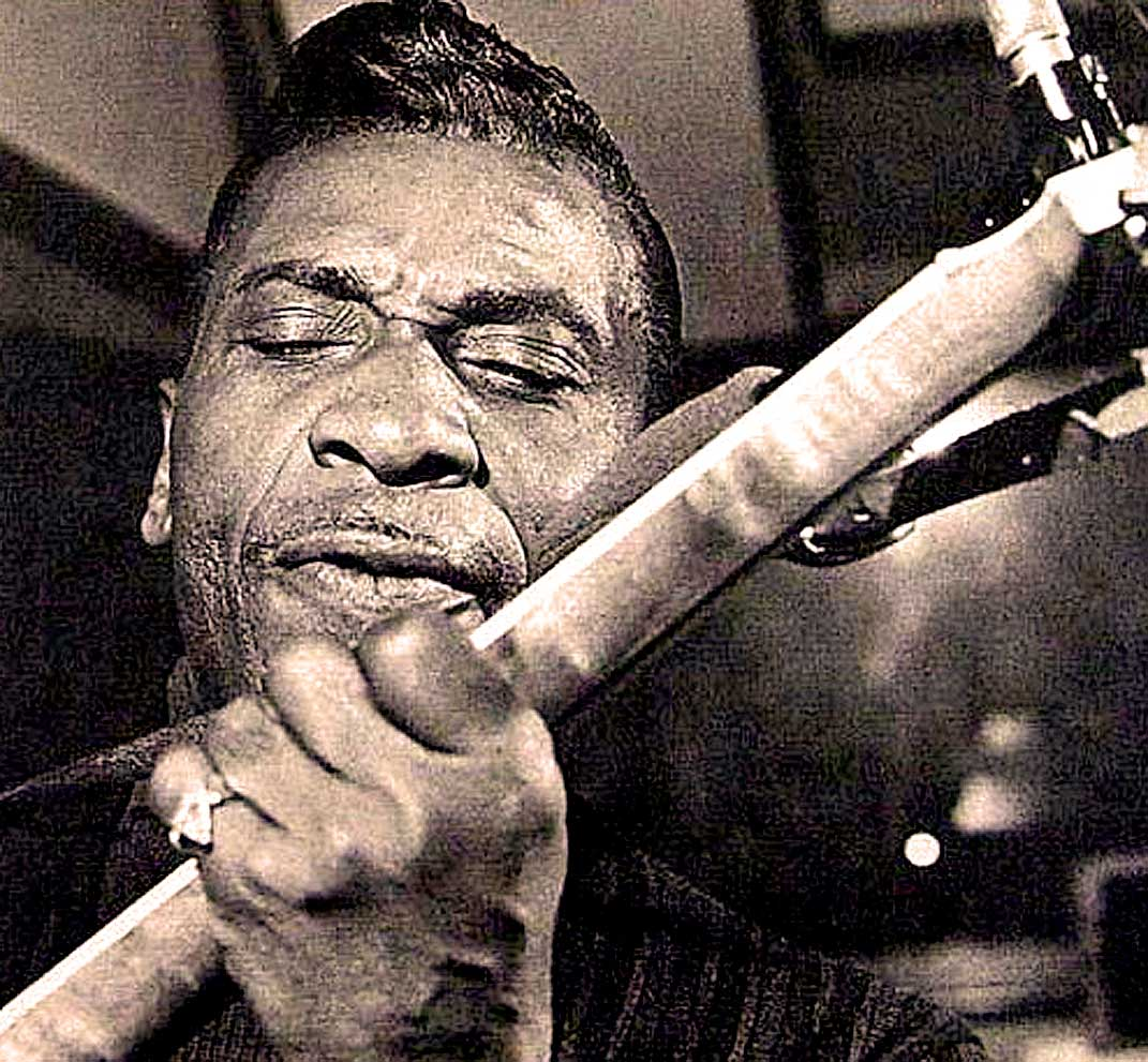 T-Bone Walker And B.B. King – Live At Monterey – 1967 – Past Daily Backstage Weekend