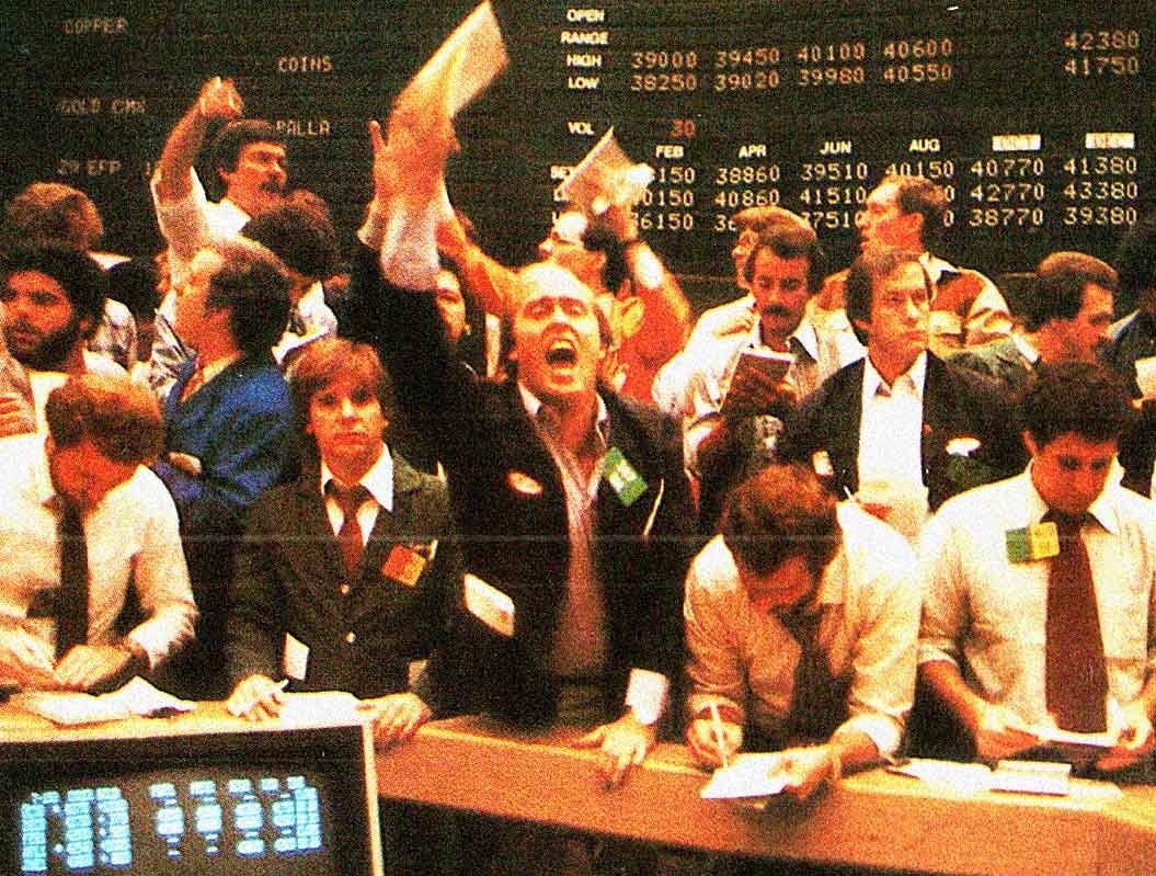 Gold Going Up – DC-9's Going Down – September 18, 1979