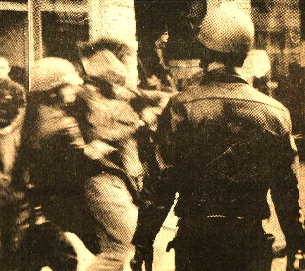 A Season Of Strife And Teargas – September 16, 1970