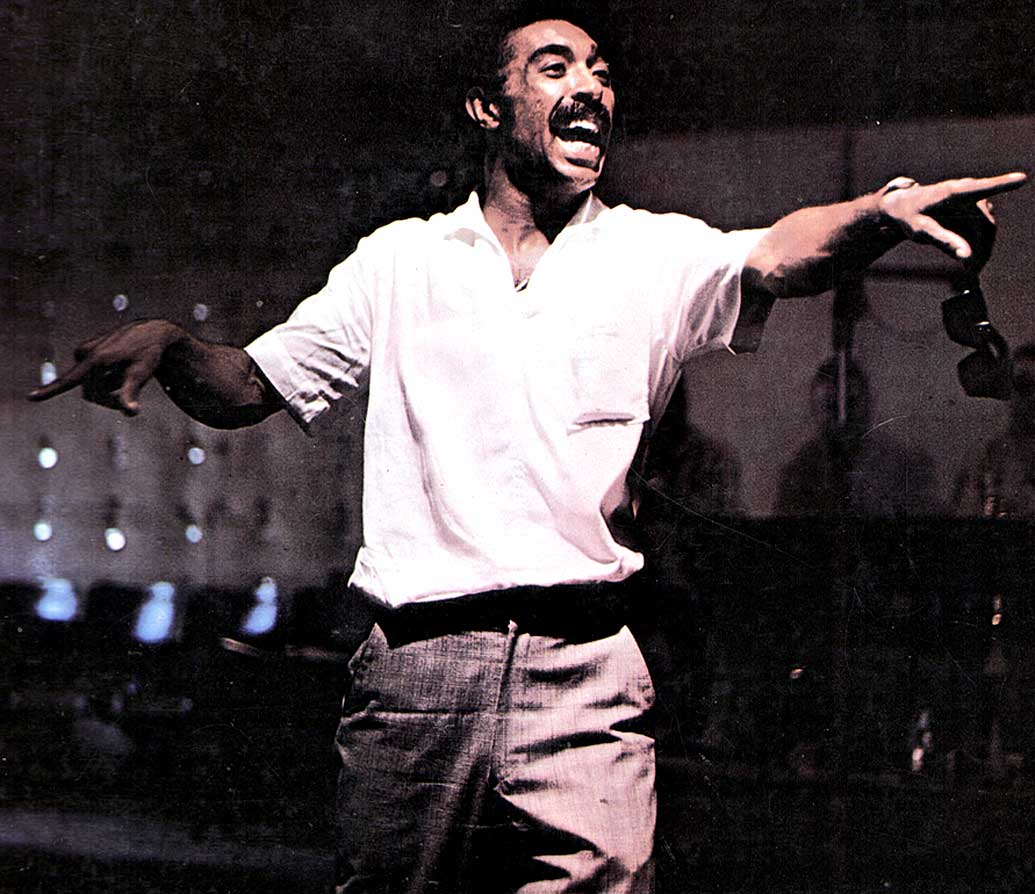 A Word Or Two From Gerald Wilson – 2006 – Past Daily Weekend Gallimaufry: Tribute Edition