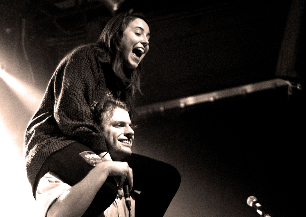 Mac DeMarco – Live At Route Du Rock 2014 – Nights At The Roundtable: Rock Without Borders/Concert Edition