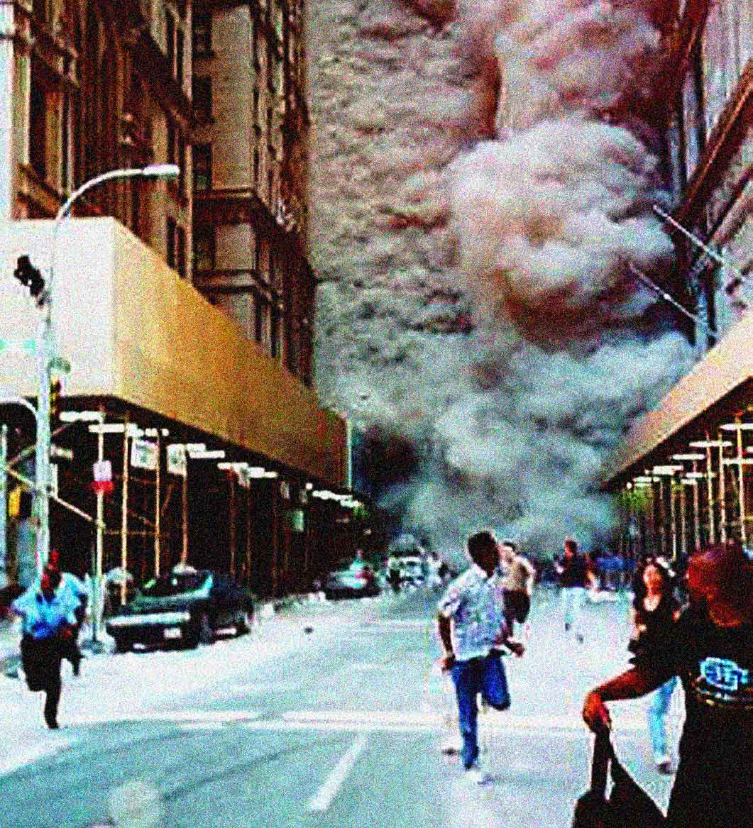 September 11, 2001 – 'Here's What We Know So Far . . . .' – Day Of Infamy 2001.