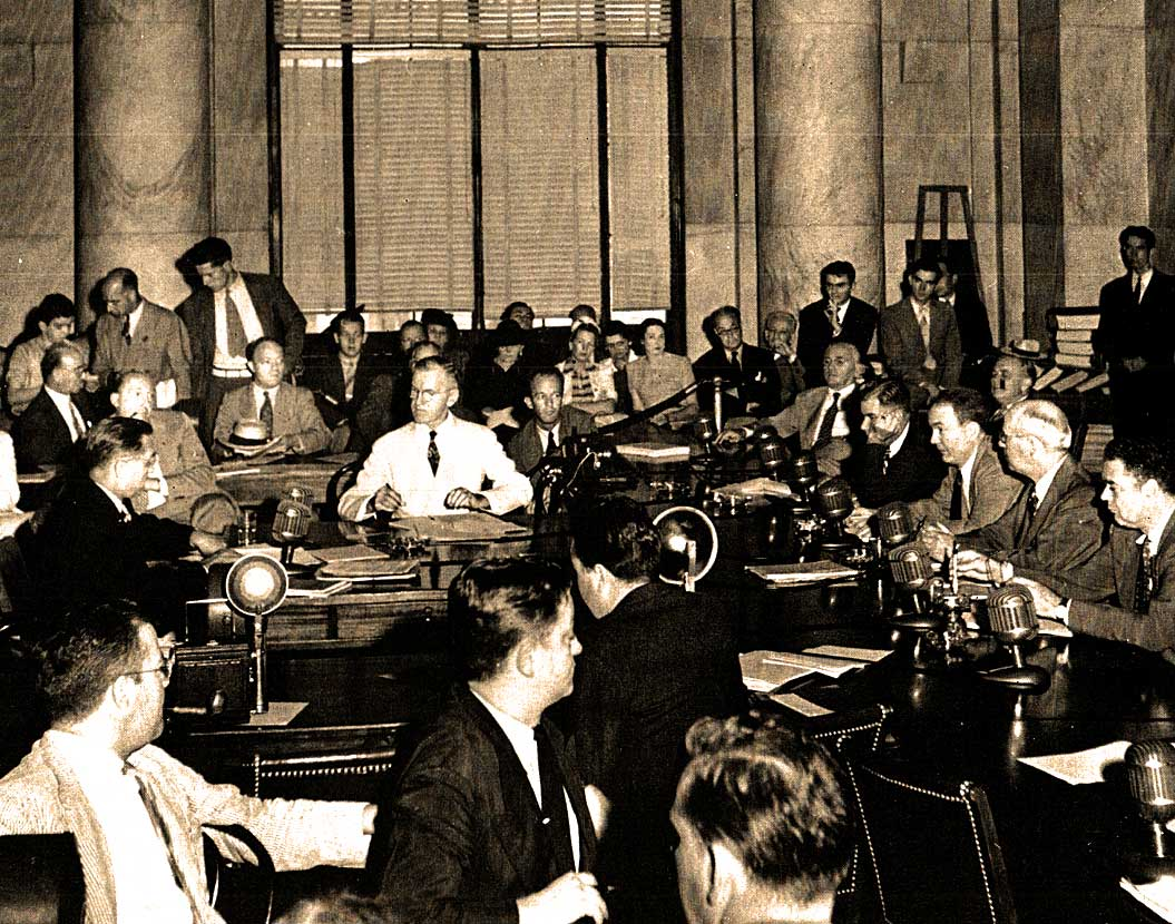 'All This . . . And The Warmonger Hearings' – September 10, 1941