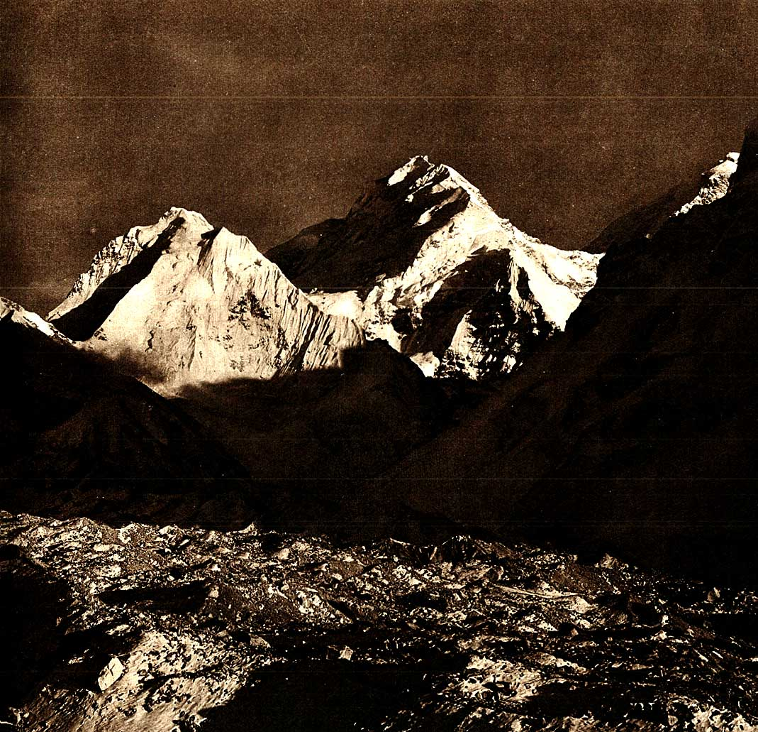Climbing Kangchenjunga 1955 – Past Daily Weekend Gallimaufry