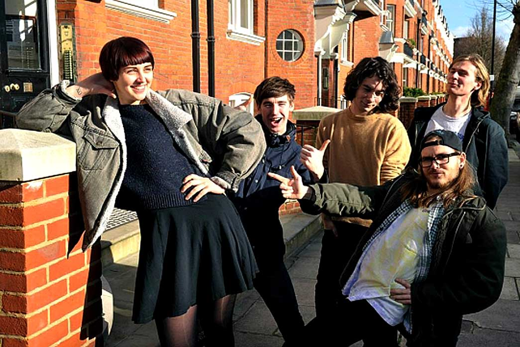 Joanna Gruesome – Live At The Forum, London – 2014 – Nights At The Roundtable: Club Date