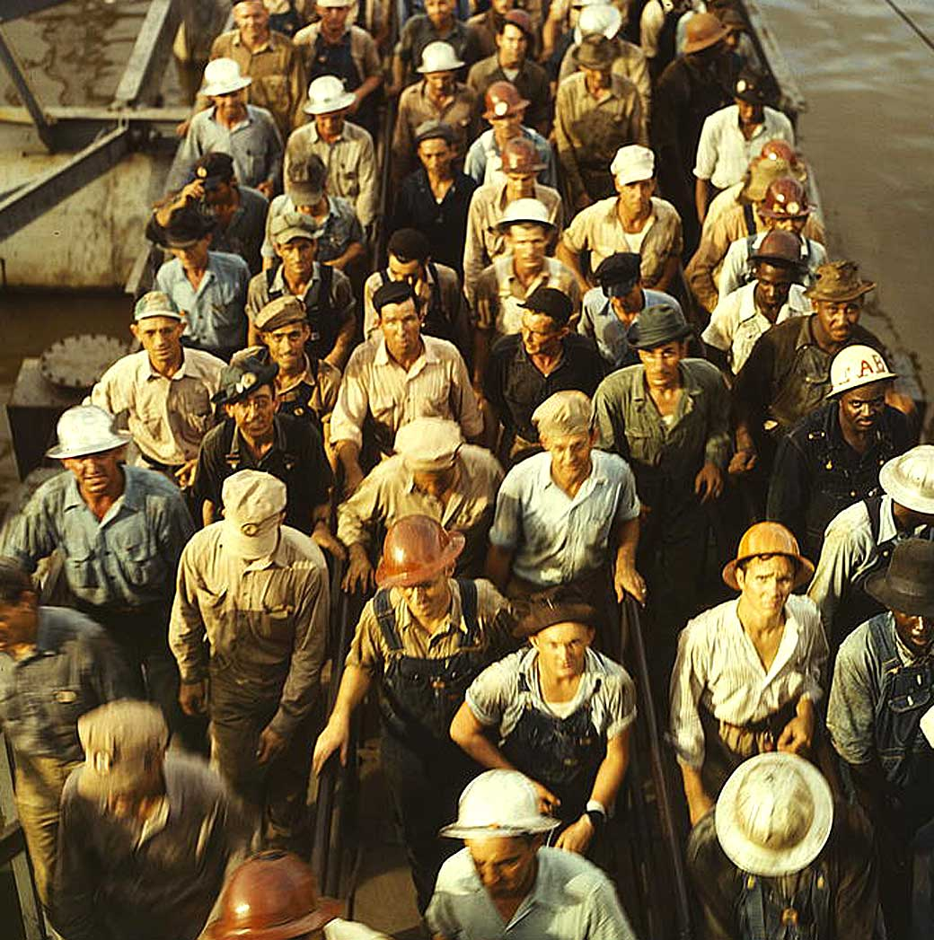 Labor Day 1941 – Sept. 1, 1941