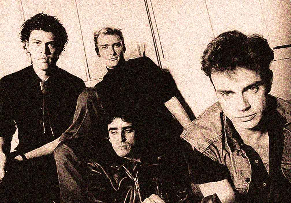 Killing Joke – In Session 1983 – Nights At The Roundtable: Session Edition