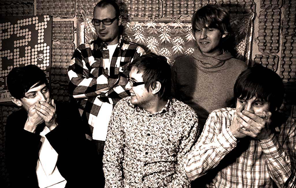 Elephant Stone – Live At Best Kept Secret 2014 – Nights At The Roundtable: Festival Edition