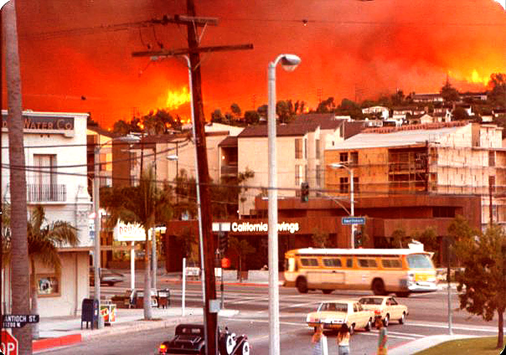 L.A. On Fire – October 24, 1978