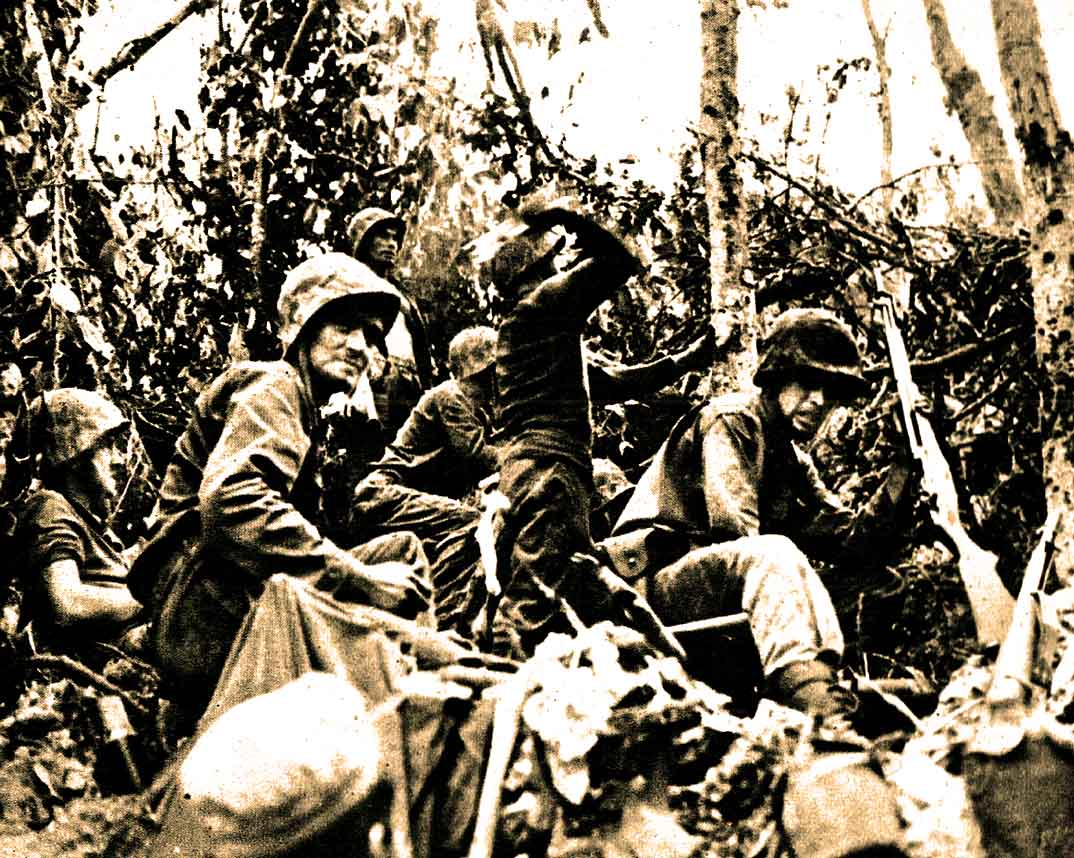 October 20, 1944 – 'I Shall Return' – Allies Invade The Philippines.