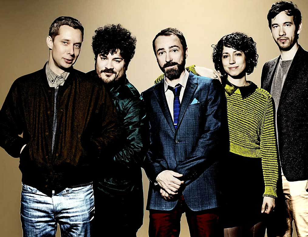 The Shins – Live From Sydney – 2007 – Past Daily Backstage Weekend