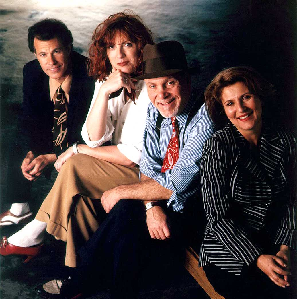 Manhattan Transfer – Live In Basel, Switzerland 2006 – RIP: Tim Hauser – Nights At The Roundtable: Tribute Edition