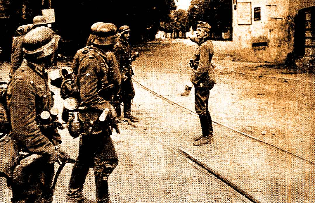 Knocking On Moscow's Door – October 13, 1941