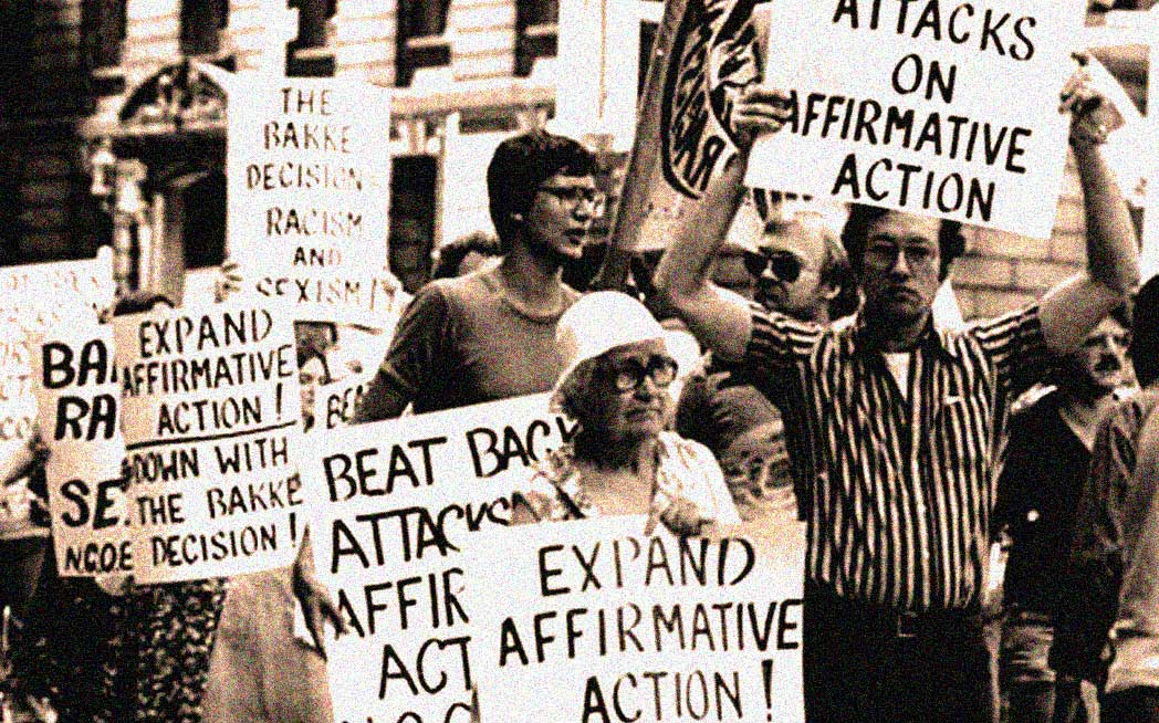 October 8, 1977 – Affirmative Action And The Bakke Case – Peace Talks And Gunshots –