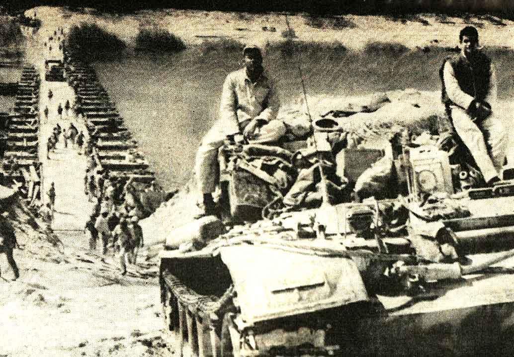 War On A Holiday – Yom Kippur War 1973 – October 6-7, 1973