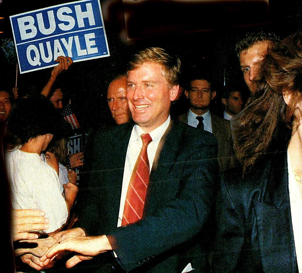 October 6, 1988 – 'Senator, You're No Jack Kennedy'