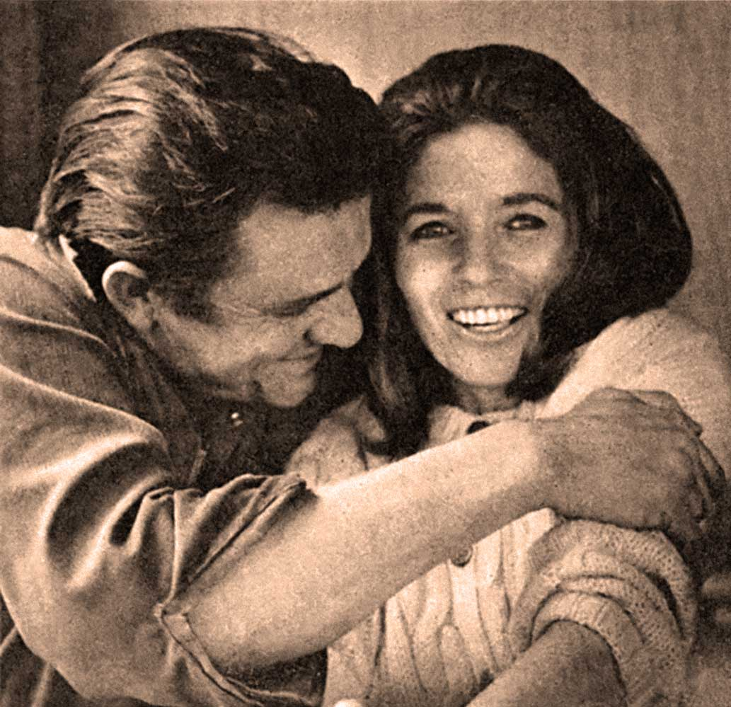 Johnny Cash And June Carter Hang Out With Pete Seeger – 1969 – Past Daily Pop Chronicles