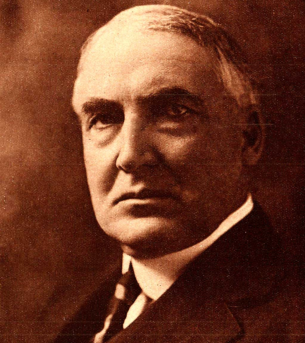 Warren G. Harding Addresses The Arms Limitations Conference – November 12, 1921 – Past Daily Reference Room