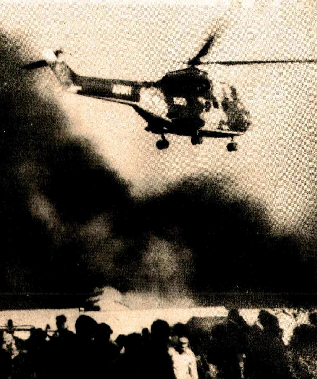 Hostage Drama: Day 18 – Another Day, Another Burning Effigy  – November 21, 1979