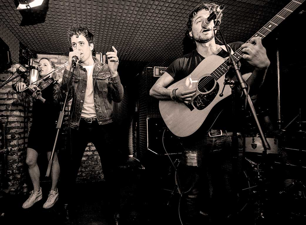 The Mispers – Live At London Calling2 – 2014 – Nights At The Roundtable: Festival/New Faces Edition