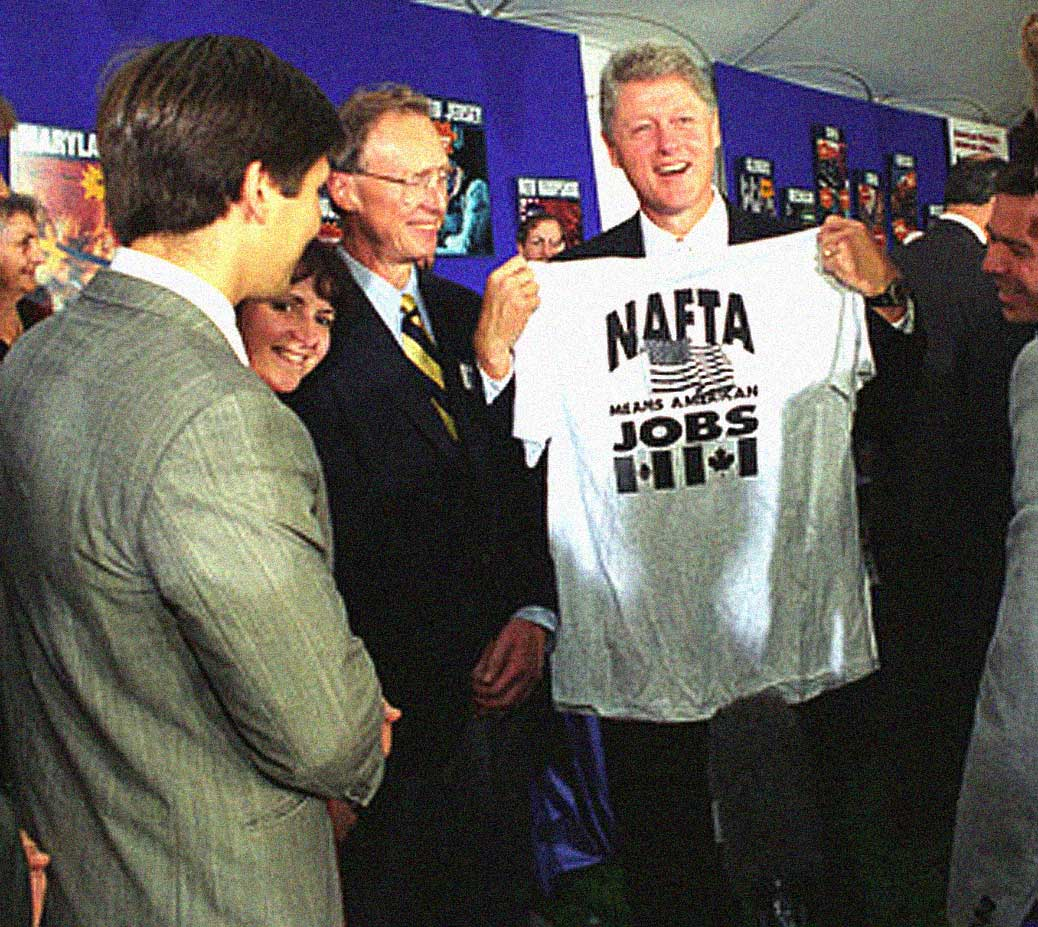 November 18, 1993 – The Morning After NAFTA – Curbing Blunt Language On Capitol Hill.