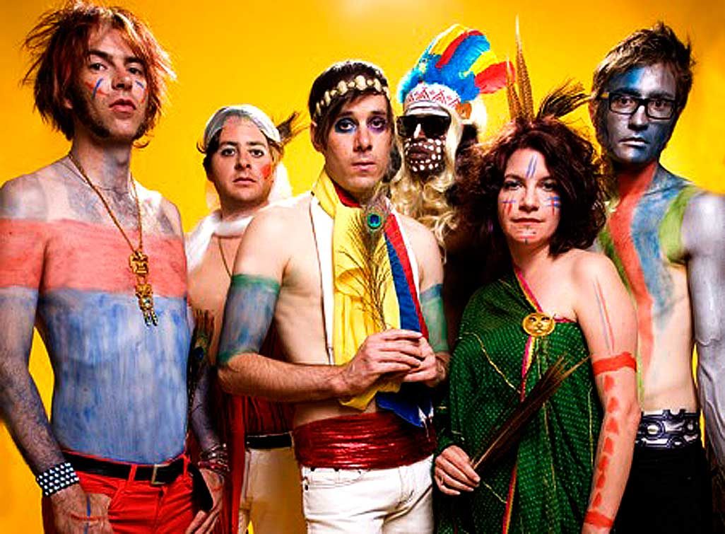 Of Montreal – Live At Melt! 2014 – Nights At The Roundtable: Festival Edition