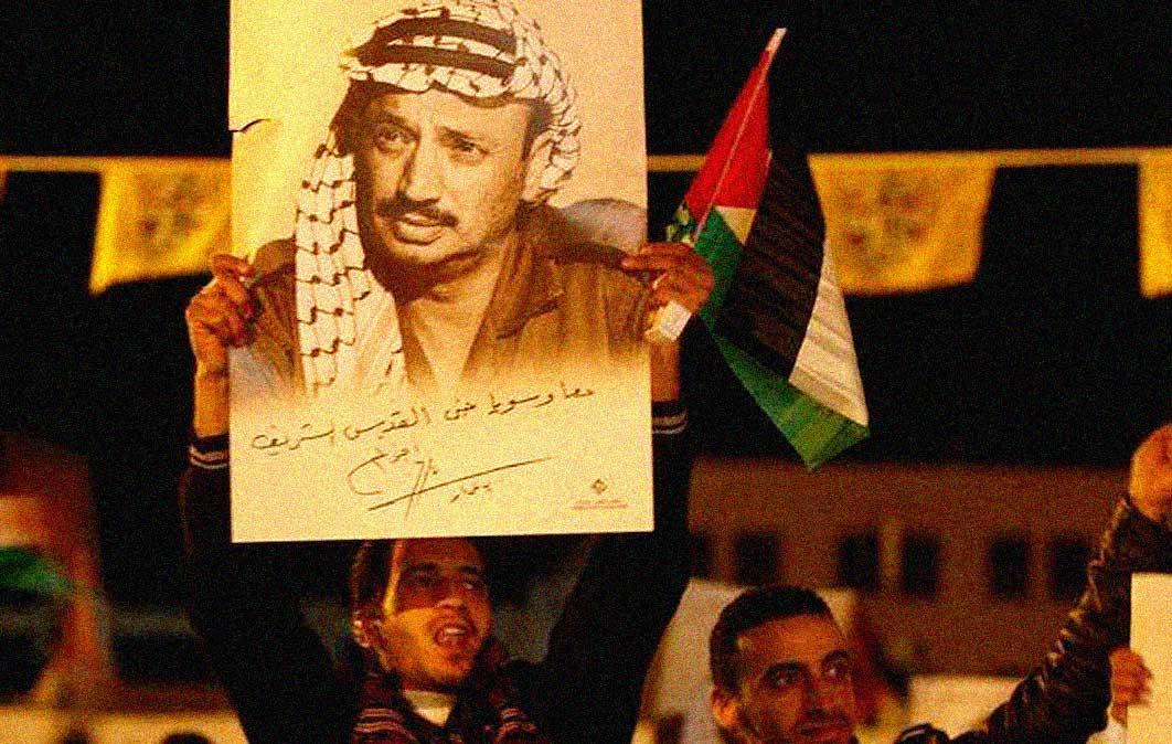 Death Of Yasser Arafat – November 11-12, 2004