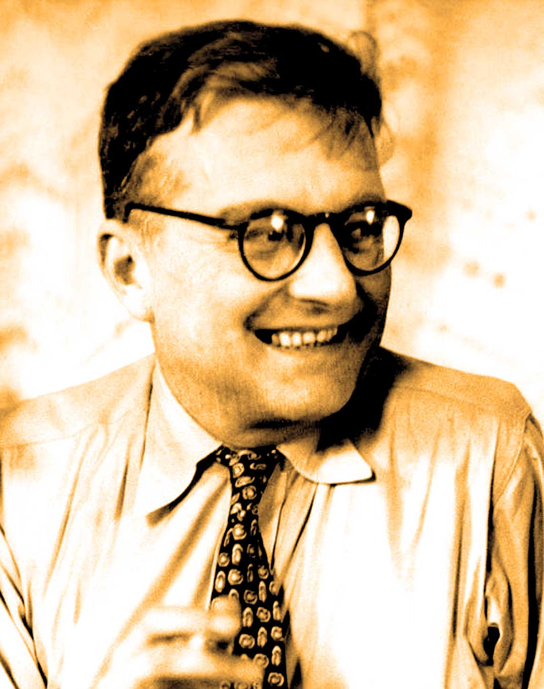 A Shostakovich Press Conference – 1959 – Past Daily Weekend Gallimaufry