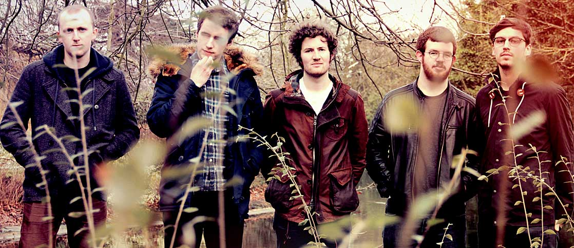 Racing Glaciers – Live At London Calling-2 – Nights At The Roundtable: New Faces/Winter Festival Edition
