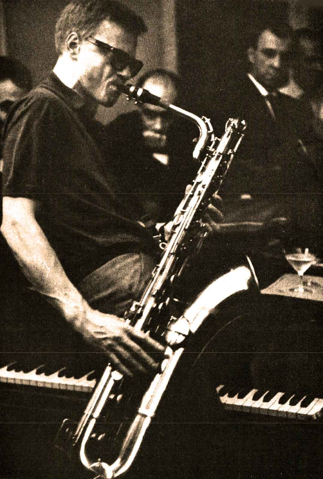 Gerry Mulligan's Concert Band – Live at 1980 International Jazz Festival, Amsterdam – Past Daily Downbeat