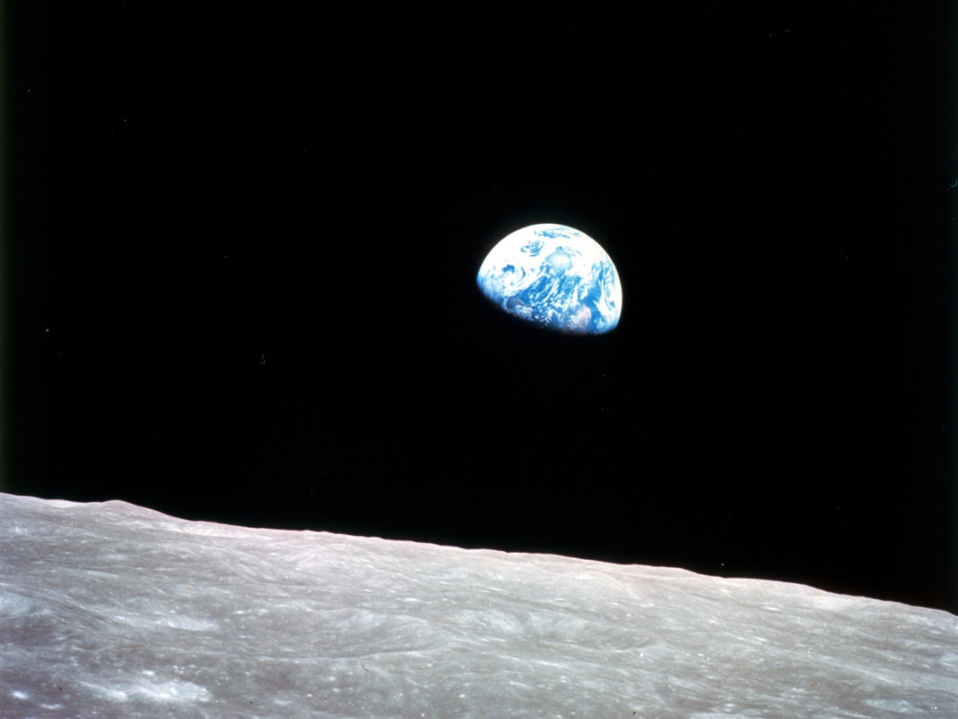 ' . . .And God Bless All Of You – All Of You On The Good Earth' – Apollo 8 – December 24, 1968