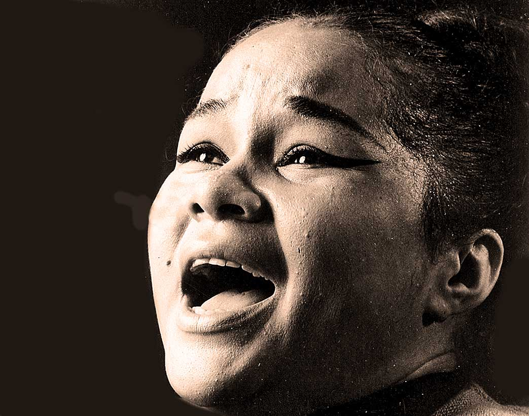 Etta James – Live In San Francisco 1981 – Past Daily Backstage Weekend