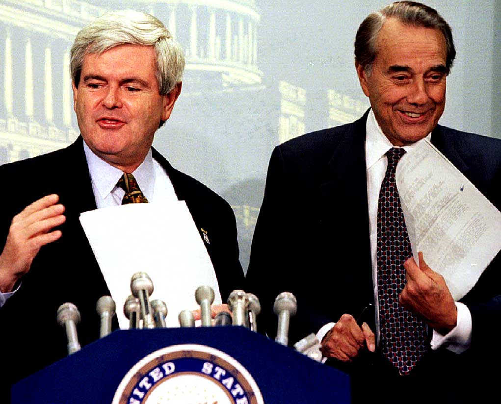 Calling The Whole Thing Off – Government Shutdown 2 – December 16, 1995