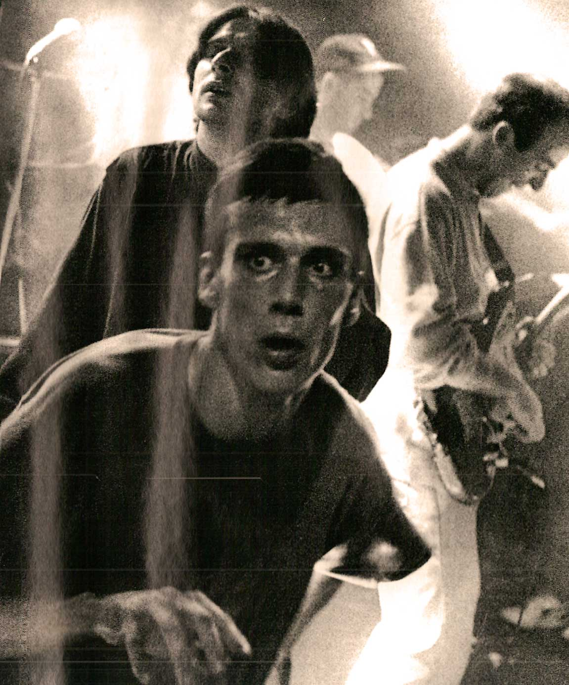 Happy Mondays in concert