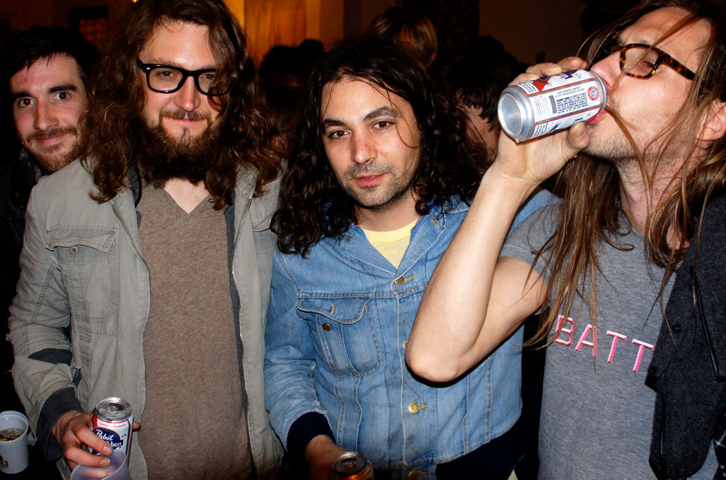 War On Drugs – Live At Pustervik 2014 – Nights At The Roundtable: Spring Festival Edition